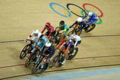 Trott, Laura, D'hoore, Jolien - Cycling Track - Great Britain, Belgium - Women's…