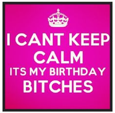 It's my birthday today! And I'm so happy and blessed to be alive. So thankful for everyone in my life. <3