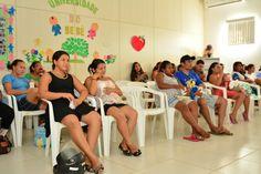 Afeto entre mãe e filho é abordado em filme exibido no Programa Família que Acolhe #pmbv #prefeituraboavista #boavista #roraima