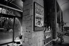 The shop in The Vaults