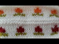 Baby Boy Knitting Patterns, Baby Cardigan Knitting Pattern, Baby Hats Knitting, Knitting For Kids, Knitting Designs, Crochet Patterns, Slip Stitch Knitting, Knitting Stitches, Knitting Videos