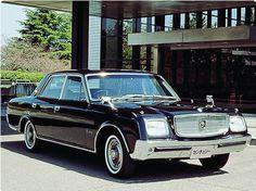 1967 Toyota Century Model VG20
