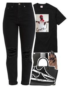 """""""Gucci!"""" by melaning0ddess ❤ liked on Polyvore featuring Gucci, MICHAEL Michael Kors and adidas"""