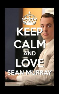 Sean Murray Best Tv Shows, Favorite Tv Shows, Sean Murray, Ncis Cast, Pauley Perrette, Keep Calm And Love, Good Looking Men, On Set, Future Husband