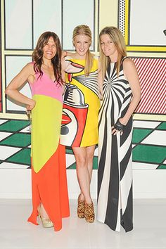 Lichtenstein Collection at Barneys New York Launch