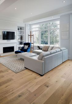 Style to Your Home Timber flooring doesn't just look great. It raises the account of your house, specifically when it comes time to market. The tidy, timeless look of hardwood flooring adds an air Basement Flooring, Living Room Flooring, Rustic Hardwood, House, House Flooring, Bamboo Flooring, Wood Floors, Floor Design, Home Decor