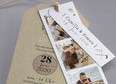 Hipster #Hochzeitskarten #kreativehochzeitskarten #einladungskarten Ambrosia M42-006