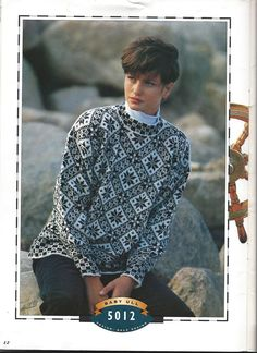 Norwegian Knitting, Inspiration, Knits, Diy, Tricot, Knitting Sweaters, Threading, Biblical Inspiration, Bricolage