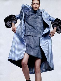 'toy story' | meghan collison | vogue russia september 2013 | by terry tsiolis