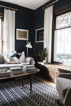 46 best dark walls living room images home decor bedrooms design rh pinterest com