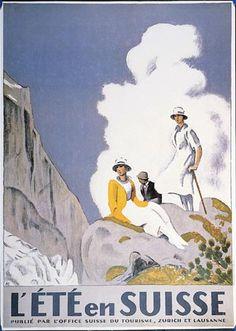 Swiss Travel Ads (Vintage Art) Posters, Prints, Paintings & Wall Art for Sale Ski Posters, Railway Posters, Cool Posters, Lausanne, Travel Ads, Travel And Tourism, Travel Europe, Zurich, Fürstentum Liechtenstein