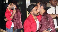 Arjun Kapoor, Ranveer Singh, Bollywood News, Hug, Couple Photos, Music, Youtube, Movies, Couple Shots