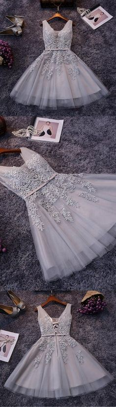 2017 Fashion Homecoming Dress Short Prom Dress For Teens BPD0039