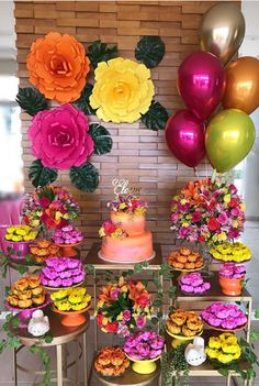 New birthday party table layout candy buffet 61 Ideas Pool Party Decorations, Balloon Decorations, Birthday Decorations, Baby Shower Decorations, Fiesta Party, Luau Party, Mini Party, Taco Party, Birthday Party Tables