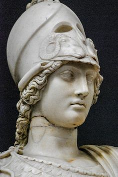 Detail of Athena's Head   Flickr - Photo Sharing!