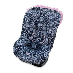 Baby Bella Maya™ Toddler Car Seat Cover in Mid Summer Dream - buybuyBaby.com
