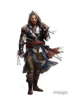 Assassin's Creed Black Flag  | Nuevas imagenes de Assassin´s Creed IV Black Flag