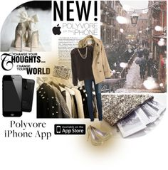 """""""Polyvore iPhone App"""" by katka44 on Polyvore"""
