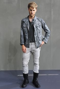 Belstaff Men's RTW Spring 2015 - Slideshow