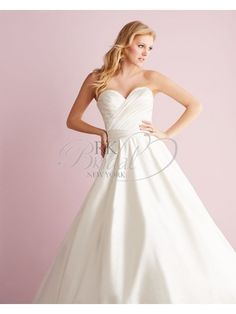 Allure Bridal Spring 2014 - Style 2713