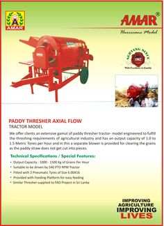 A Solution for Large Scale threshing of Rice . Hurricane Models, Agricultural Implements, Tractors, Scale, Engineering, Rice, Weighing Scale, Agricultural Tools, Libra