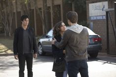 The Vampire Diaries • We Have History Together #8x08