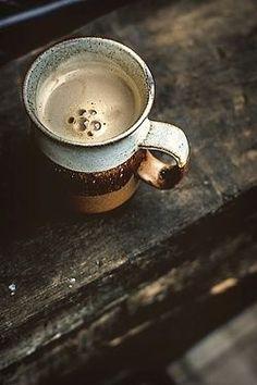 Rustic Coffee in a great mug