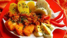Surinaams eten – Heri Heri (aardvruchten met bakkeljauw)