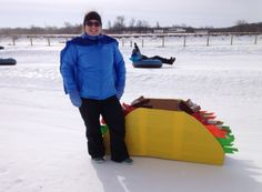 cardboard sleds - Google Search