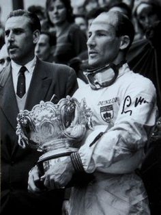 """Sir Stirling Craufurd Moss OBE (born September 17, 1929 in London) is a retired racing driver from England. His success in a variety of categories placed him among the world's elite – he is often called """"the greatest driver never to win the World Championship."""" Moss, who raced from 1948 to 1962, won 194 of the 497 races he entered, including 16 Formula One Grands Prix. He once told an interviewer that he had participated in 525 races overall, as many as 62 in a single year, in 84 different…"""