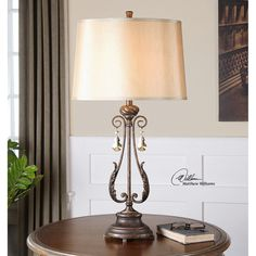 Wonderful Uttermost Cassia Oil Rubbed Bronze Table Lamp 26145 Awesome Design