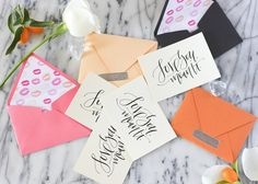 Printable Valentines Cards - Love You Mean It - The Atelier for A Fabulous Fete