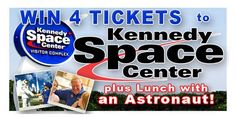 Kennedy Space Center is a great place to visit with your children or grandchildren . They will really enjoy it.