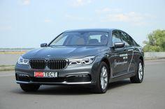 У нас на тесте: BMW 750Li xDrive