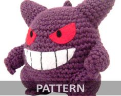 PATTERN Fluffy Ram Amigurumi Crochet Plush PDF por icrochetthings
