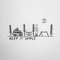 #camping #nature #wildlife #chillout #keepitsimple