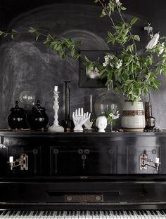 Kika in i stylisten Daniella Wittes makalösa hem – och njut av ett av de mest inspirerande hemma hos-reportagen vi någonsin publicerat! Foto: Daniella Witte
