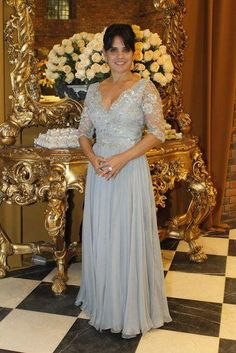 Mother Dress In Wedd