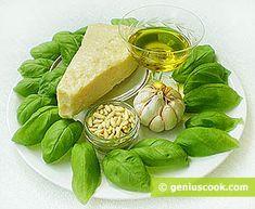 Pesto Genovese Sauce | Italian Food Recipes | Genius cook - Healthy Nutrition, Tasty Food, Simple Recipes