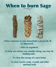 Witch Spell Book, Witchcraft Spell Books, Green Witchcraft, Sage Smudging, Burning Sage, Witchcraft For Beginners, Herbal Magic, Smudge Sticks, Crystal Healing Stones