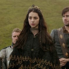 "Mary Stuart - Reign ""Snakes in the Garden"" - Season 1, Episode 2"