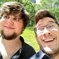 Mark and Jontron
