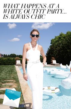 What happens when Olivia Palermo attends a poolside white party in the Hamptons? Fashion inspiration and style envy, but those are good things. Right now you can get our picks inspired Olivia's party-going attire. ___________________________ http://www.zindigodaily.com/style/what-happens-at-a-white-outfit-party-is-always-chic/?refid=344bde03#sthash.DVrNydYN.qjtu