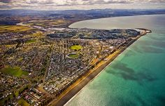 Napier, seen here looking north South Pacific, Pacific Ocean, New Zealand Houses, State Of Arizona, The Beautiful Country, Where The Heart Is, Far Away, What Is Like, City Photo