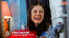"""Fox TV'de 29 Kasım 2014 tarihinde yayınlanacak olan Kiraz Mevsimi """"Ayaz, Derin'e hesap sormaya gider"""" 21. Bölümün 2. Tanıtım Fragmanı"""