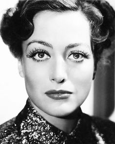 Joan Crawford, born Lucille Fay LeSueur, was an American dancer and in chorus lines on Broadway, who later became a noted, Oscar-winning film and television actress.