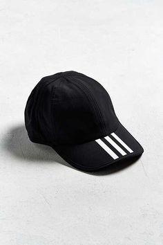 a21124f6b25 adidas Originals 3-Stripes Trainer Baseball Hat