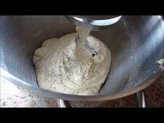 recette de baguettes fait maison (cuisson journalière).. trucs et astuces - YouTube Croissants, Baguettes, Icing, Ice Cream, Pain Baguette, Beignets, Om, French, Health