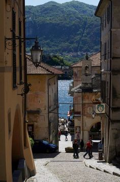 Lake Orta in Italy. The most romantic lake on earth!!!