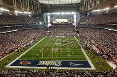 Attend a Super Bowl game
